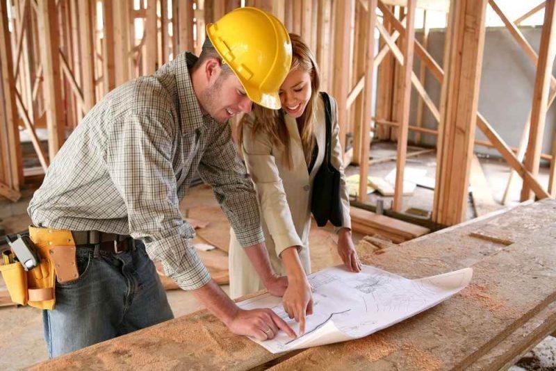 Budowa domów w zabudowie szeregowej