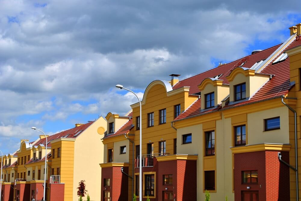 Szeregówki pod klucz Białystok
