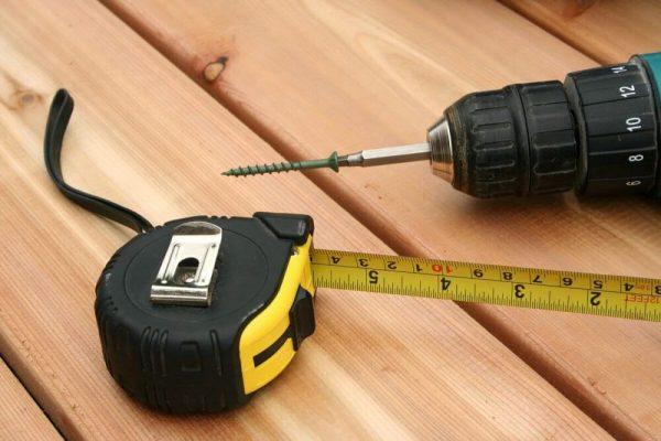 narzędzia do aranżacji mieszkania w szeregówce